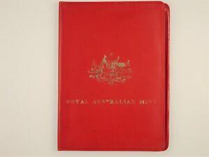 1974 Royal Australian Mint Uncirculated Coin Set