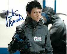 JULIETTE BINOCHE SIGNED GODZILLA  PHOTO UACC REG 242