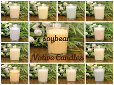 Soy Wax Scented Assorted/Mixed Candles & Tea Lights