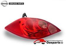 NEW GENUINE Nissan Tiida C11 Hatch 05~09 LH Left Hand Tail Light Lamp
