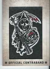 Season 1-3 Sons of Anarchy Official Contraband Patch #RP-03 Men of Mayhem