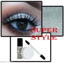 Unbranded Glitter Silver Eye Shadows