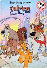 OLIVER & Compagnie  Club du livre mikey DISNEY HACHETTE