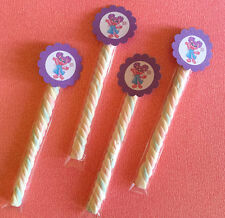 Abby Cadabby Party Favor Wand Sesame Street Birthday Party - Set of 10