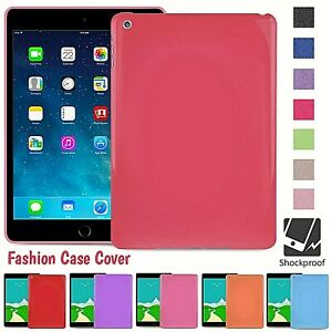 Flexible Silicone Gel Shockproof Case Slim Clear Cover For iPad Mini 4/5 (2019)