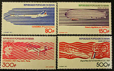 Timbre BENIN Stamp -Yvert et Tellier Aériens n°269 à 272 n** (Ben1)