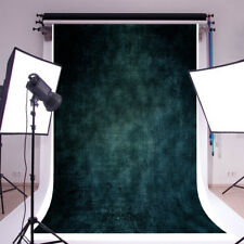 Pure Clouded Dark Blue Photography Background 6x8ft Vinyl Photo Studio Backdrops