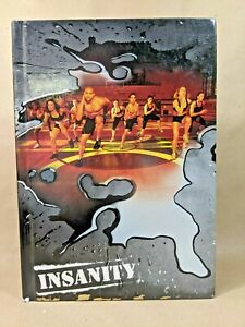 Insanity 60 Day Total Body Conditioning Workout 10 DVD Set DVDs Beachbody