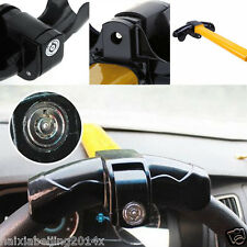 Car T Style Security Steering Wheel Lock Anti-theft Device Secure Tough Steel