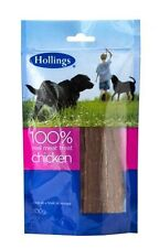 Hollings Chicken Dog Jerkies/Dried Meats