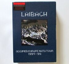 Laibach - Occupied Europe NATO Tour 1994-95 - UK Box Set - Grey Area - NSK 2 CDX