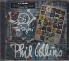 Phil Collins The Singles 2 CD Set incl: Sussudio, One More Night 2016