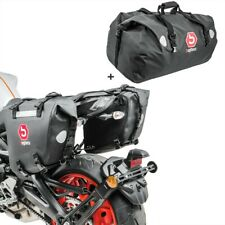 Satteltaschen Set für Yamaha MT-09 / Tracer 900 WF80 Hecktasche