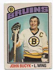 1X JOHN JOHNNY BUCYK 1976 77 O Pee Chee #95 VG opc BOSTON BRUINS