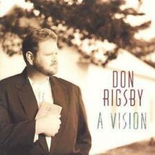 Don Rigsby : A Vision CD (1999) ***NEW***