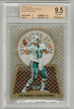 Dan Marino 1998 Fleer Ultra Exclamation Points! BGS 9.5 GEM MINT *POP3* DOLPHINS