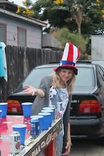 USA stove pipe hat - Party - 4th of July - Independence Day