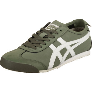 Onitsuka Tiger MEXICO 66 Slip-On Men's Sneakers Casual Shoes Green 1183B348-300