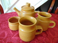 Tea Sets 1980-Now Denby, Langley & Lovatt Pottery Tableware