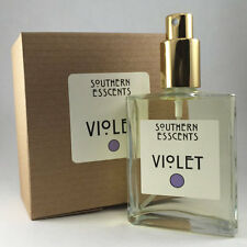 Violet Perfume - All Natural Made From Fresh Flowers - Perfect Gift!