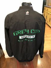Mens Xxxlarge Puma Football Warmup Jacket Cfl Grey Cup 2003 Regina