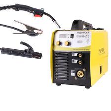 WELDINGER MIG/MAG-Schweißinverter M 160 eco Inverter Schutzgasschweißgerät