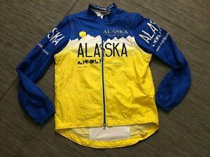 Champion System Mens Large Full Zip Cycling Jacket Alaska Kathy Sarns