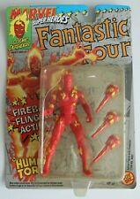 Marvel Super Heroes - Fantastic Four Human Torch - Action Figure ToyBiz 1992