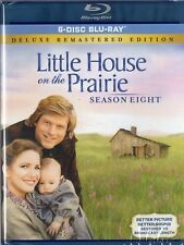 Little House on the Prairie: Season 8  [Blu-ray 6 Disc] Deluxe Remastered Edit