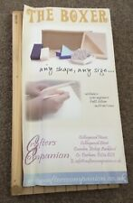 Crafters Companion - Embossing Board - Box Maker