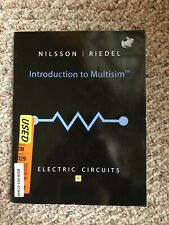 INTRODUCTION TO MULTISIM FOR ELECTRIC CIRCUITS By Susan Riedel
