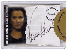 Lost Revelations A-4 Premium Autograph Trading Card Veronica Hamel