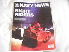 NAVY NEWS MAGAZINE OCTOBER 2015