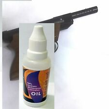 LUBRICATION OIL for GUN RIFLE AIRGUN Pistol Revolver Pallette gun shooting oil
