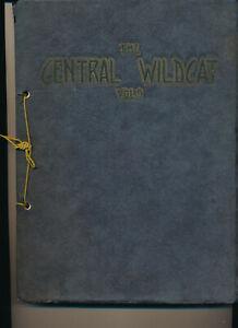 Pueblo CO Central High School yearbook 1923 Colorado