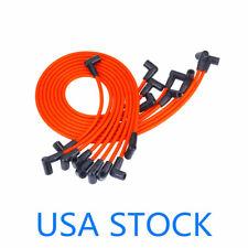 Spark Plug Wires Sets 8mm Ignition For Chevrolet AM General Isuzu V8 5.0L 5.7L