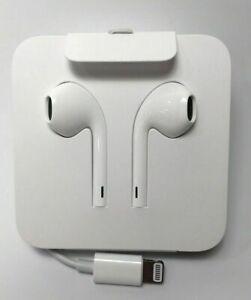 iPhone 7 & 8,7 plus,X,XS,XR Headphones EarPhones White