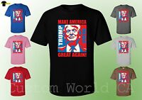 Men T-Shirt - Make America Great Again ! Trump 2016