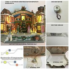 Lemax A Victorian Christmas model#45734- replacement motor parts kit