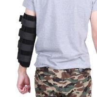 Elbow Sleeve Support Brace Sports Arm Pad Guard Band Gym Elastic Bandage