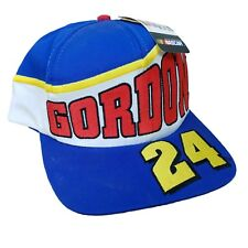 Vintage Jeff Gordon Sports Image Chase Authentics Snapback Racing Hat Cap w/Tags