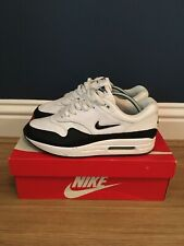 Nike Air Max 1 Jewel Black / White Leather. UK9 US10. Patta Patta 2 90 95 97 98