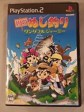 River King: A Wonderful Journey Sony Playstation 2 PS2 Japanese Version
