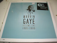 Marvin Gaye - Volume One 1961-1965 7 x LP box set UK pressing w/ download code