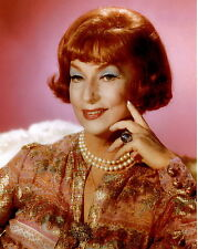 Agnes Moorehead ENDORA BEWITCHED 8x10 glossy photo PICTURE RARE  ACTRESS PHOTO