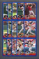 2003 Topps Baseball Houston Astros TEAM SET - MINT
