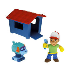 Fisher PRICE HANDY MANNY n3659-Cuccia NUOVO & OVP!