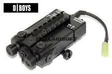 D-boys 9,6 v 1200mah an/peq Caja de batería (Negro) db-m51