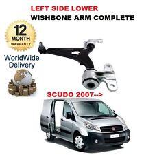 para FIAT SCUDO 2007- > Nuevo Lado Izq. Brazo De Horquilla Suspensión Inferior+
