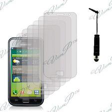 6x Películas protectoras escudo mini lápiz óptico Samsung Galaxy S i9000/ i9001